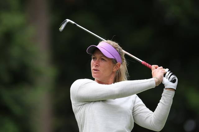 画像: ツアー通算15勝、オリンピックにはノルウェー代表として出場したペターソン(写真:2016年全米女子オープン)