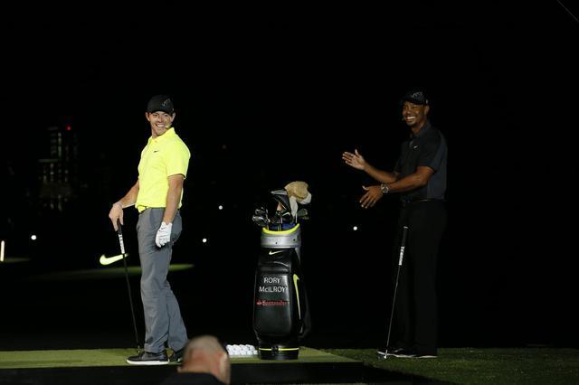 """画像: タイガーと並び、ナイキゴルフの""""顔""""としてクラブに慣れて以降は多数の勝利を挙げた(写真は2014年のもの。撮影:岡沢裕行)"""