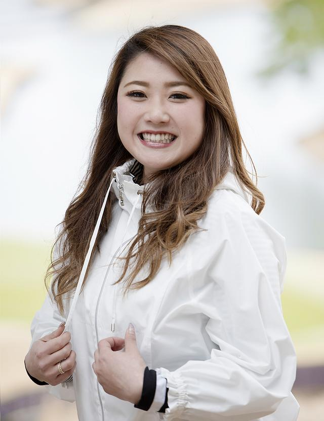 画像: 「好きなプロゴルファーは、金田久美子プロです」