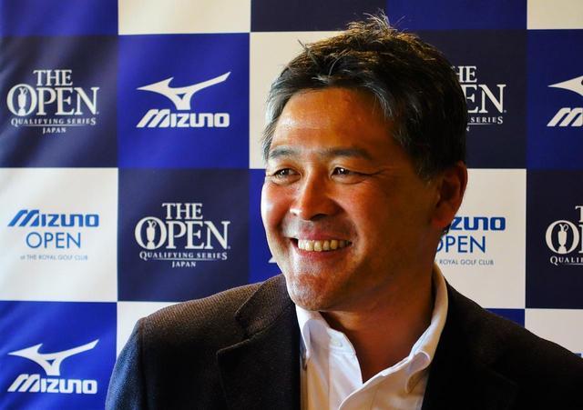 画像: 2015年の「ミズノオープン」優勝者であるプロゴルファー・手嶋多一