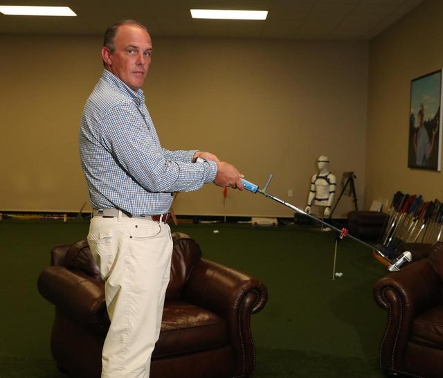 画像: ローズが師事したオー。論理的な教えでゴルファーを導く(写真/姉崎正)