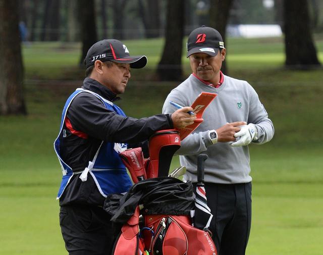 画像: 宮里優作プロのキャディも務めた杉澤伸章氏から学んだのは、結果を振り返らず次の一打に集中する「ネクストプレー」精神(写真:ダイヤモンドカップ2015)