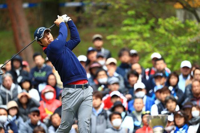 画像: 千葉オープンの優勝から「中0日」で臨んだ岐阜オープンでも勝利。地区オープンながら、石川効果で多くのギャラリーが訪れた(撮影/大澤進二)