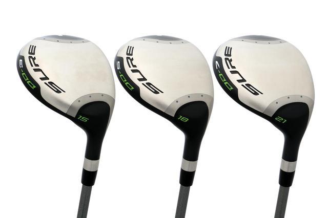 画像: ミズノとゴルフパートナーが共同開発したワンレングスFW「シュアーDD」