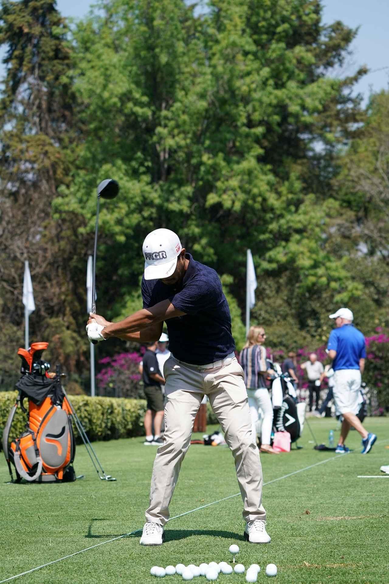 Images : 7番目の画像 - 小平智のドライバー連続写真 - みんなのゴルフダイジェスト