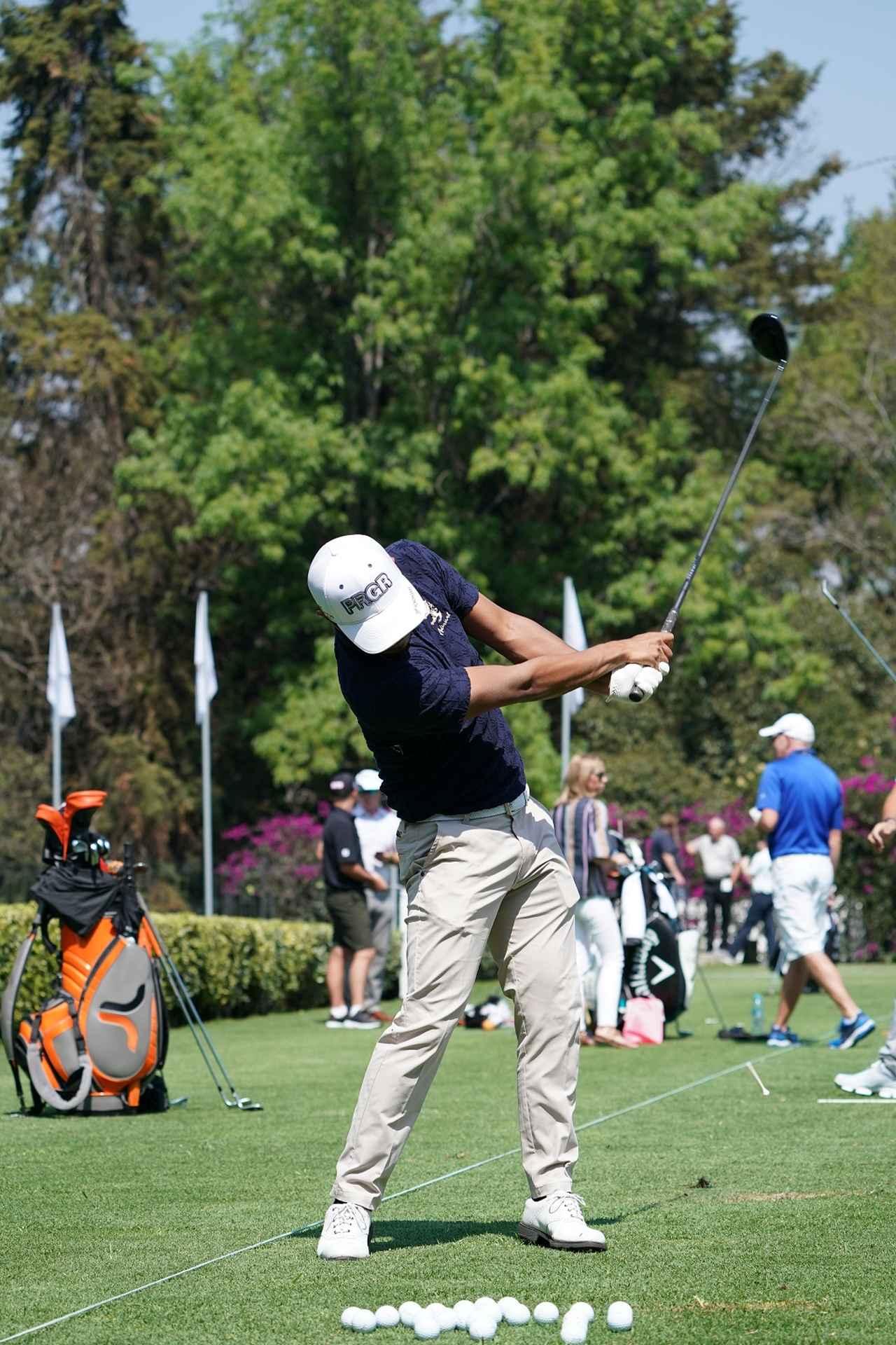 Images : 11番目の画像 - 小平智のドライバー連続写真 - みんなのゴルフダイジェスト
