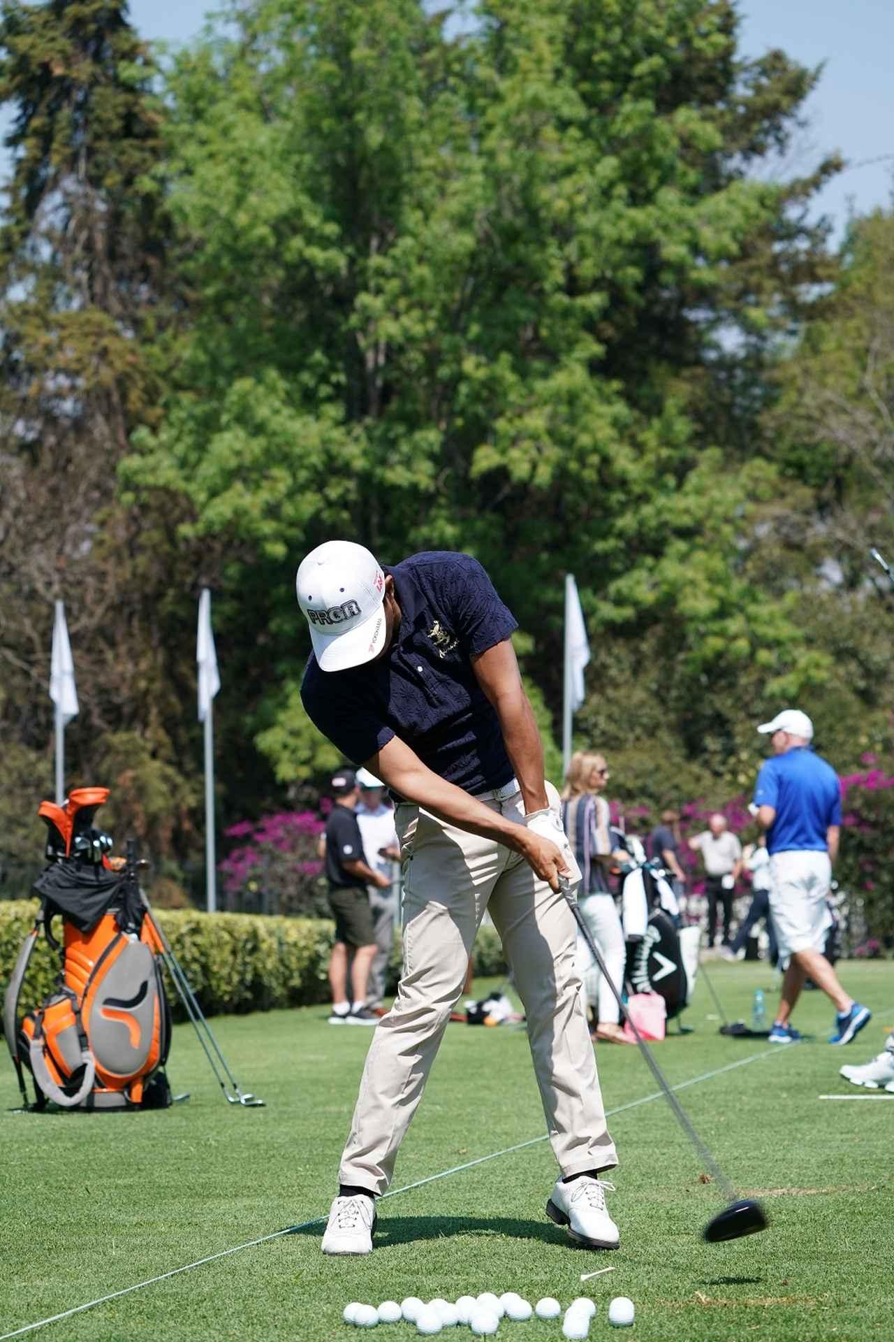 Images : 9番目の画像 - 小平智のドライバー連続写真 - みんなのゴルフダイジェスト