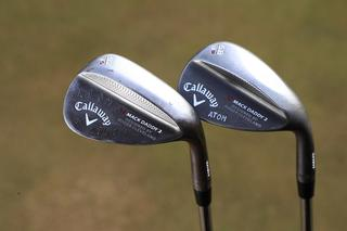 MACK DADDY 2 CHROME WEDGES(52°、58°)