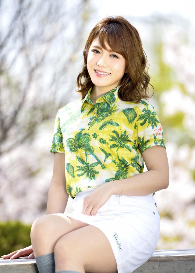 画像: 「好きなゴルファーは石川遼選手です!」