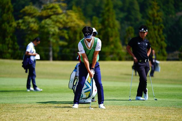 画像: 石川遼のアイアン連続写真(東建ホームメイトカップ練習日) - みんなのゴルフダイジェスト
