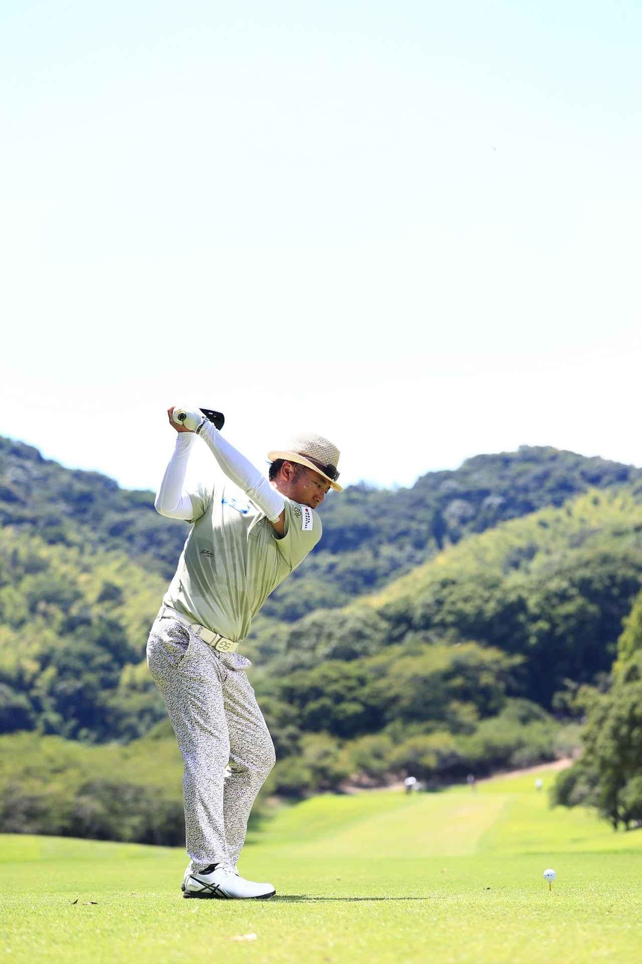 Images : 7番目の画像 - 片山晋呉ドライバー連続写真(後方) - みんなのゴルフダイジェスト