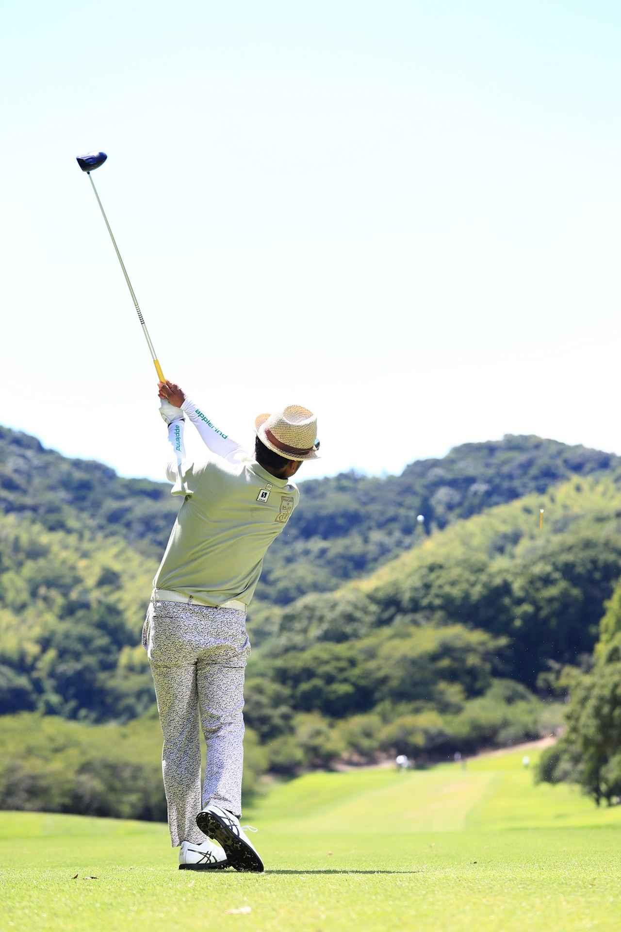 Images : 12番目の画像 - 片山晋呉ドライバー連続写真(後方) - みんなのゴルフダイジェスト