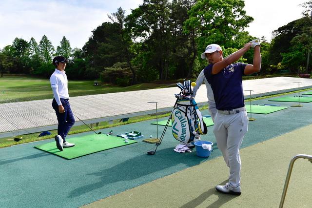 画像: 米ツアー初優勝後初の日本ツアーに出場する小平智(写真右)と再開した石川遼(写真左)