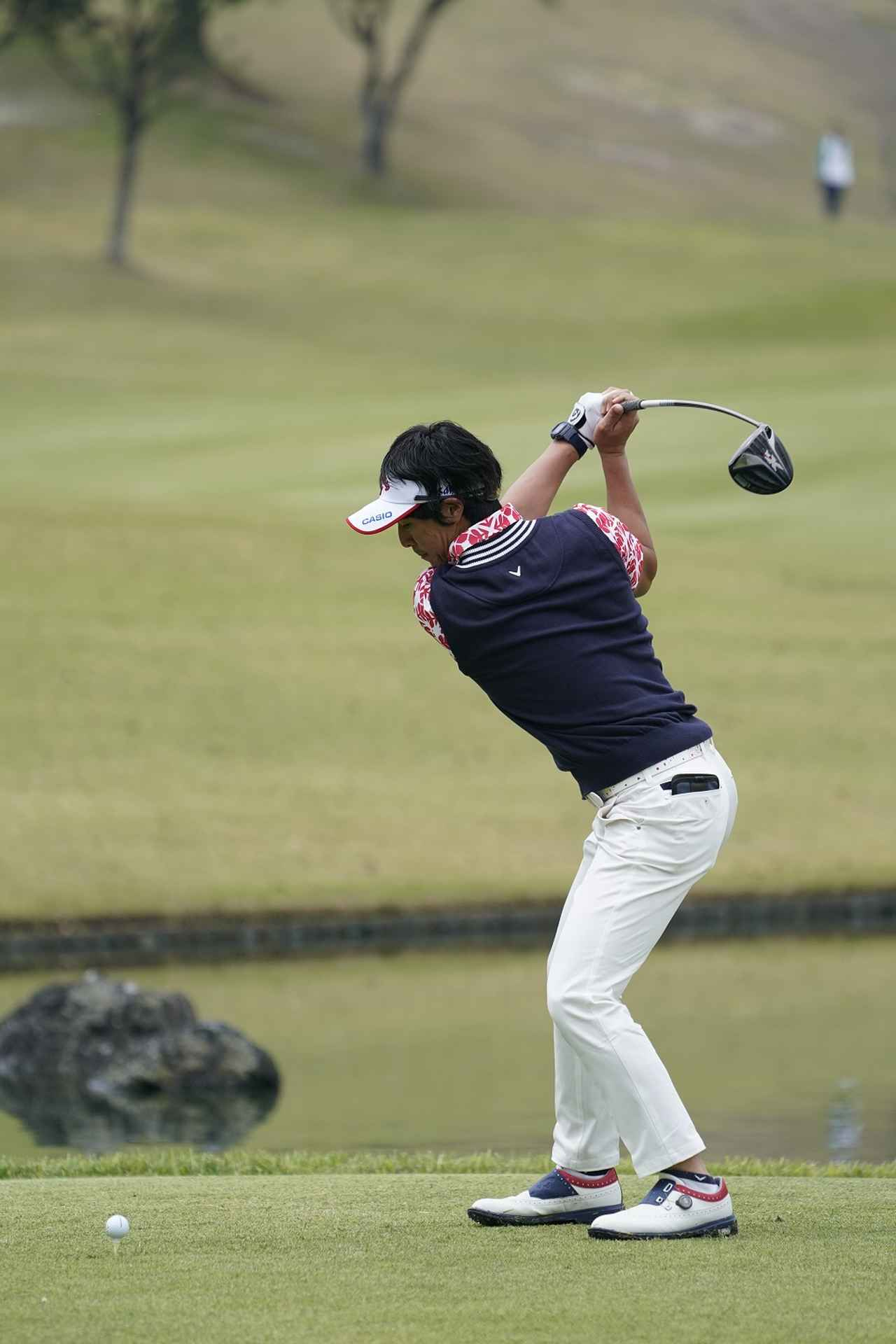 Images : 7番目の画像 - 石川遼ドライバー前方連続写真 - みんなのゴルフダイジェスト
