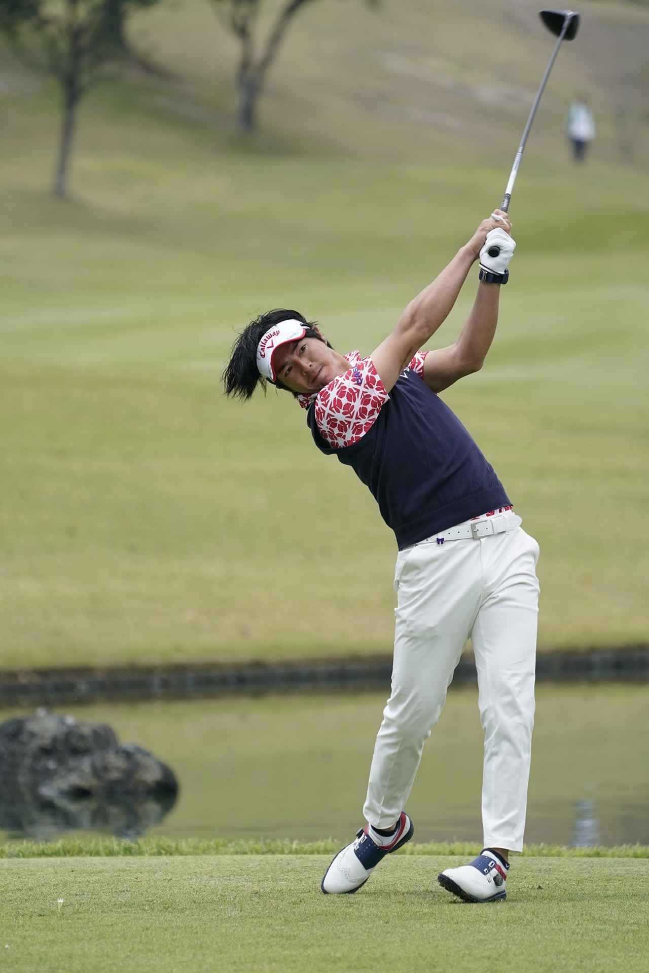 Images : 14番目の画像 - 石川遼ドライバー前方連続写真 - みんなのゴルフダイジェスト