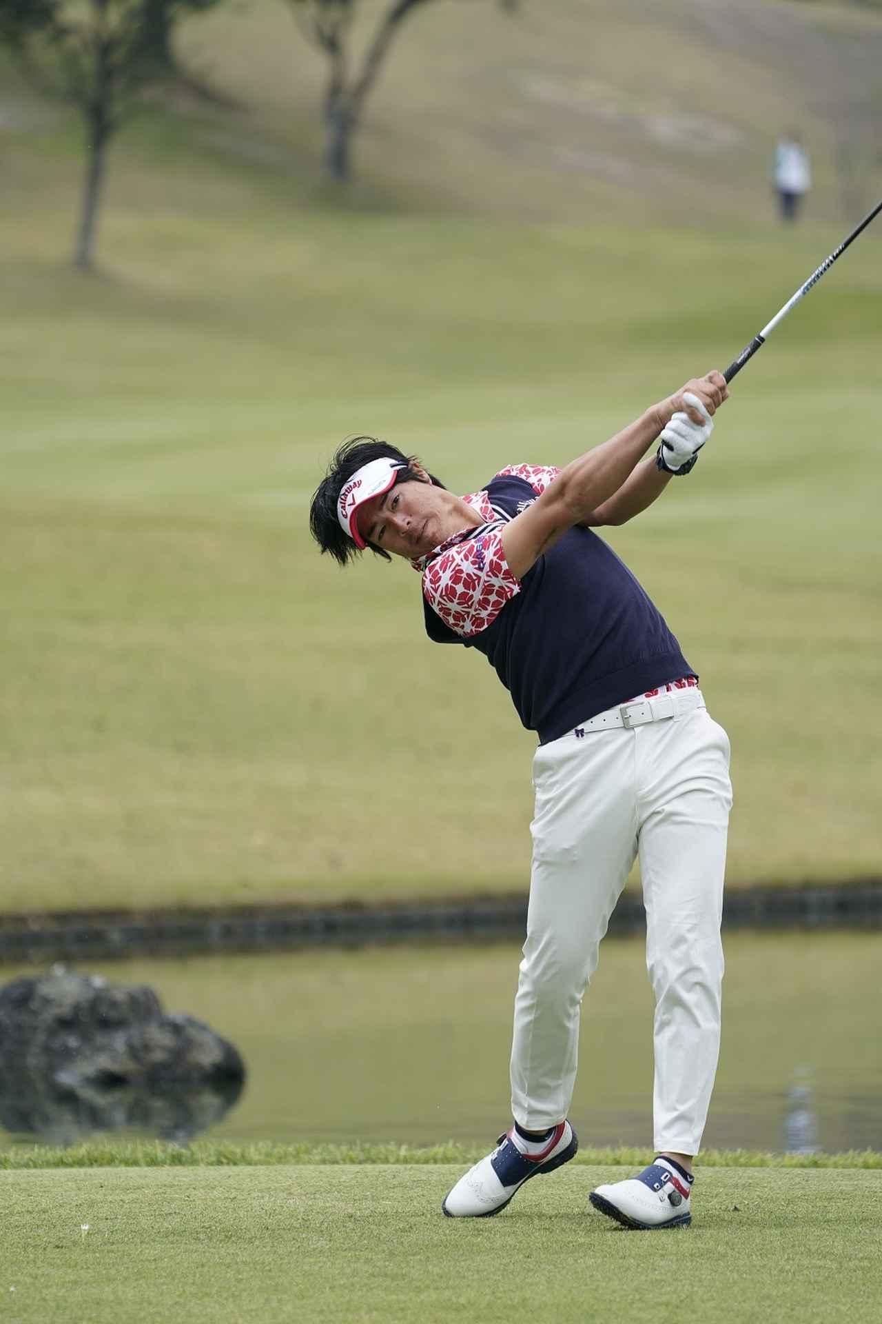 Images : 13番目の画像 - 石川遼ドライバー前方連続写真 - みんなのゴルフダイジェスト