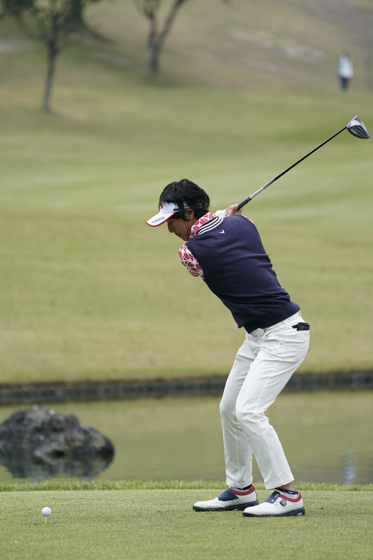 Images : 8番目の画像 - 石川遼ドライバー前方連続写真 - みんなのゴルフダイジェスト
