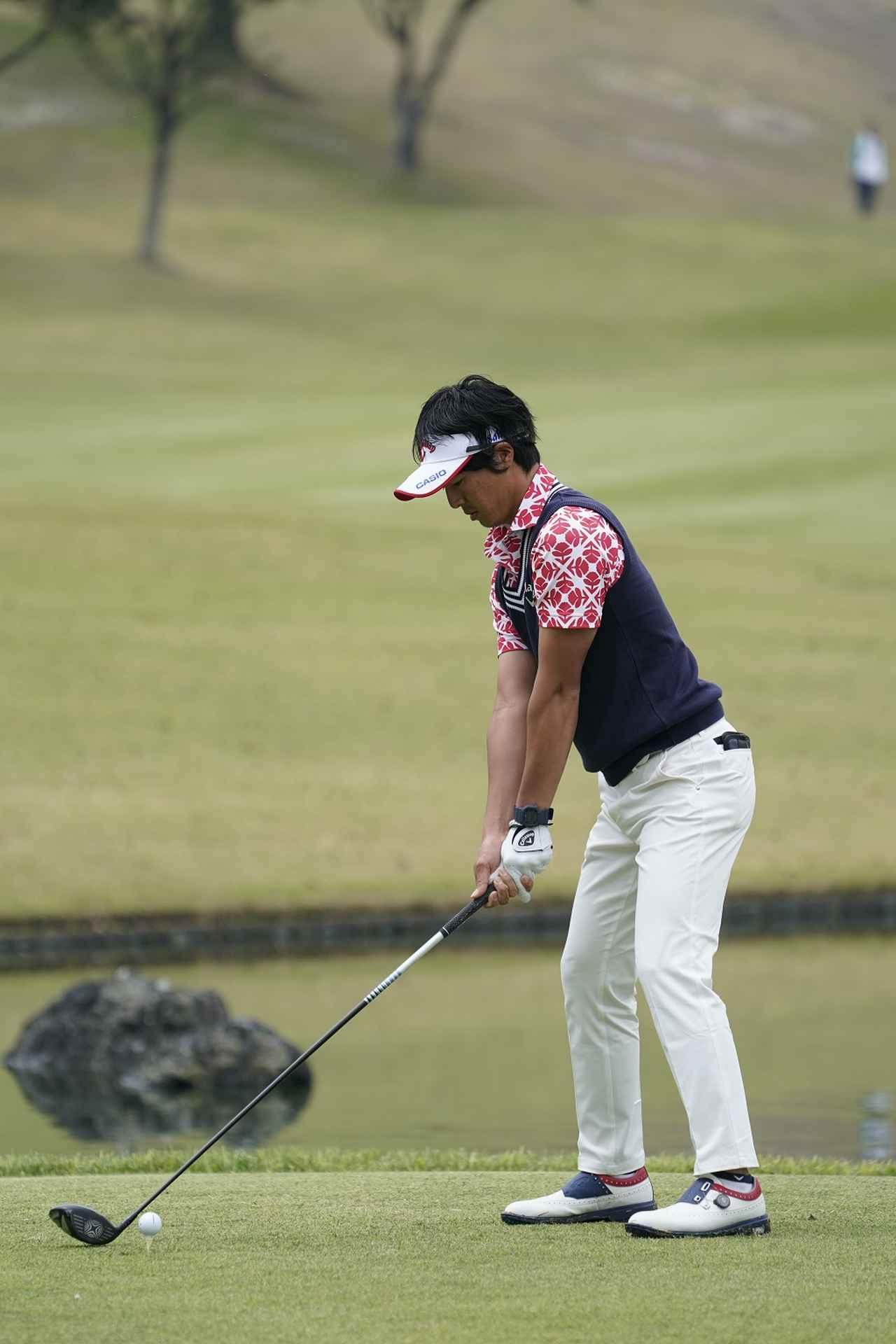 Images : 1番目の画像 - 石川遼ドライバー前方連続写真 - みんなのゴルフダイジェスト