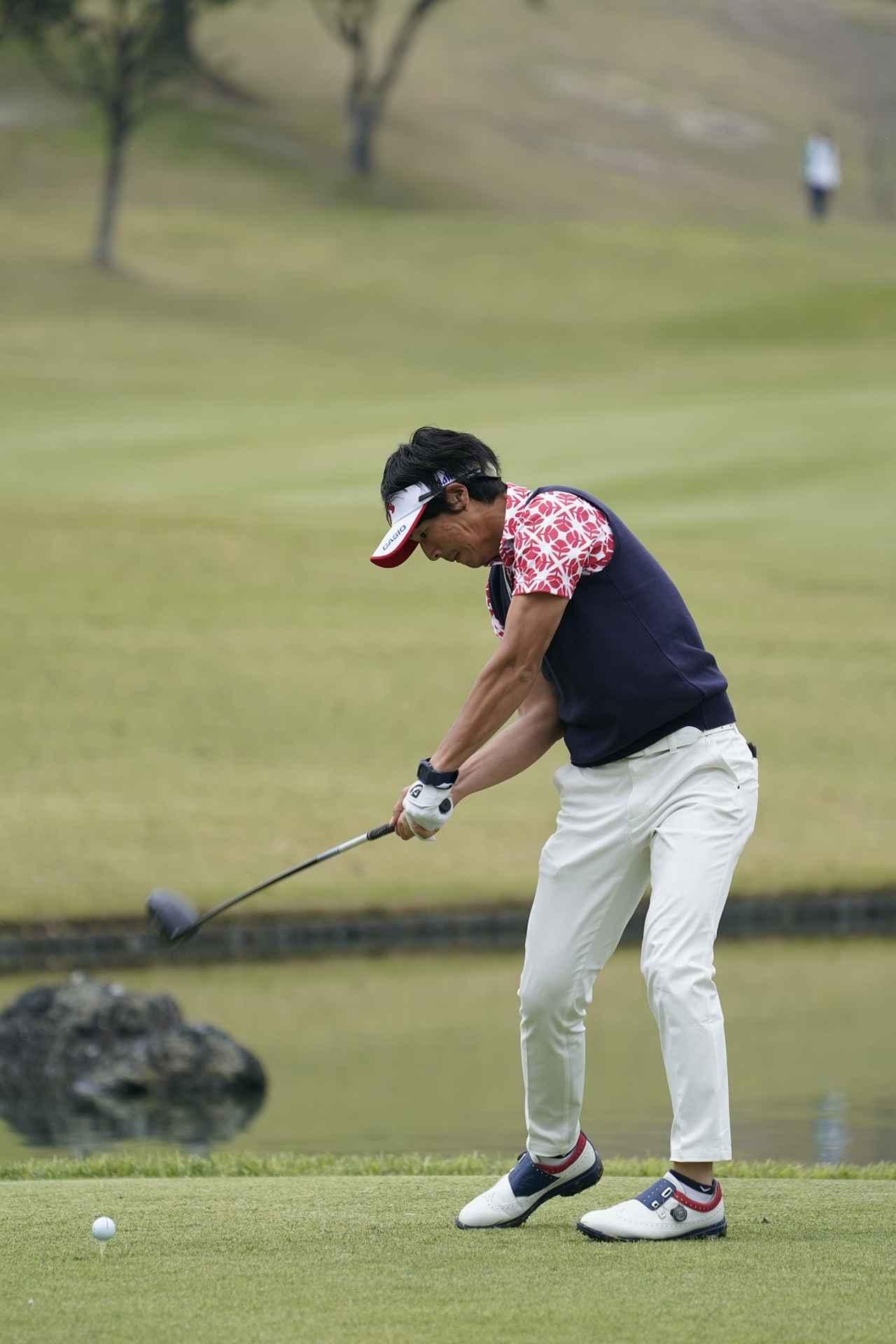 Images : 10番目の画像 - 石川遼ドライバー前方連続写真 - みんなのゴルフダイジェスト