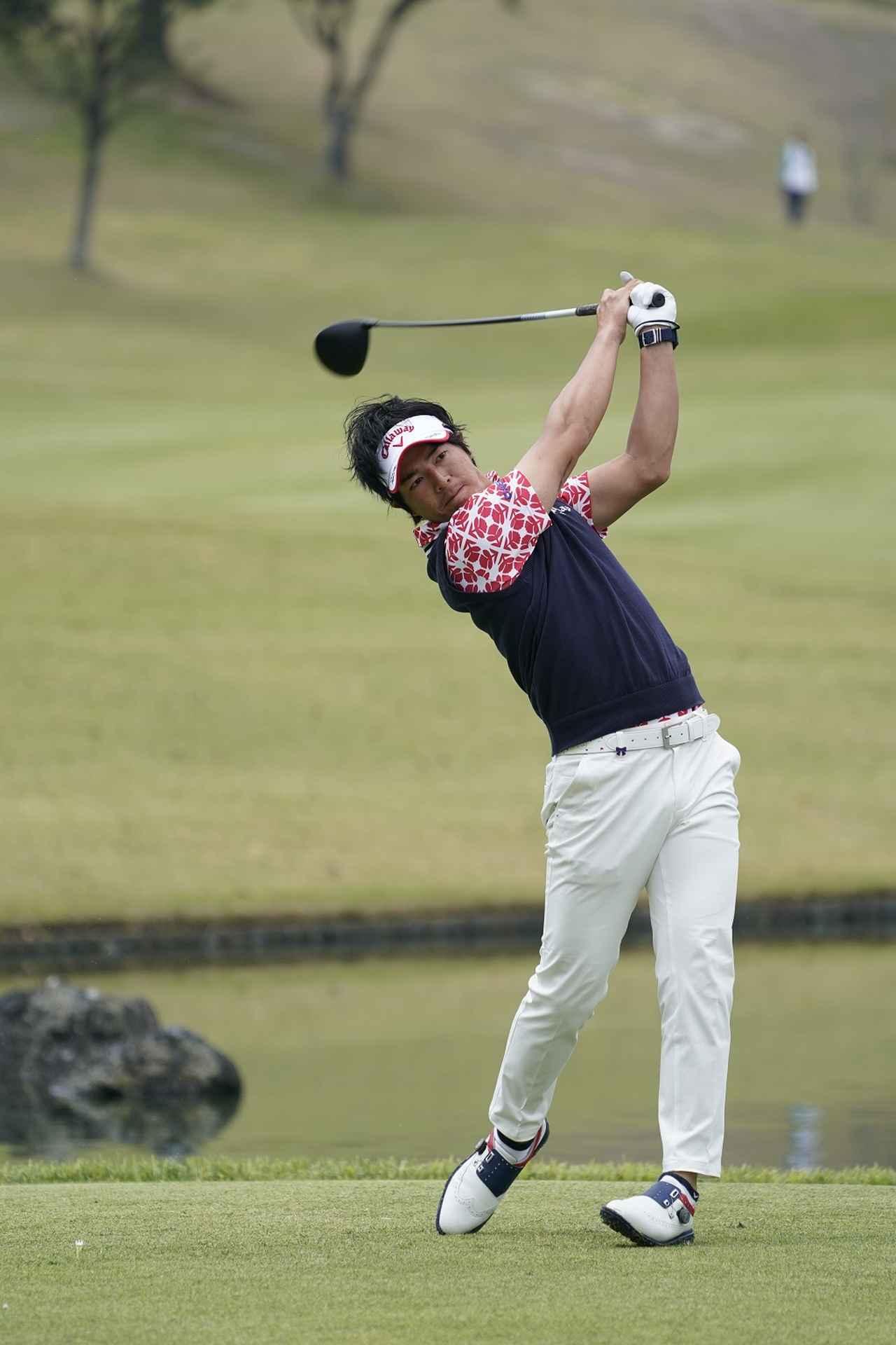Images : 15番目の画像 - 石川遼ドライバー前方連続写真 - みんなのゴルフダイジェスト
