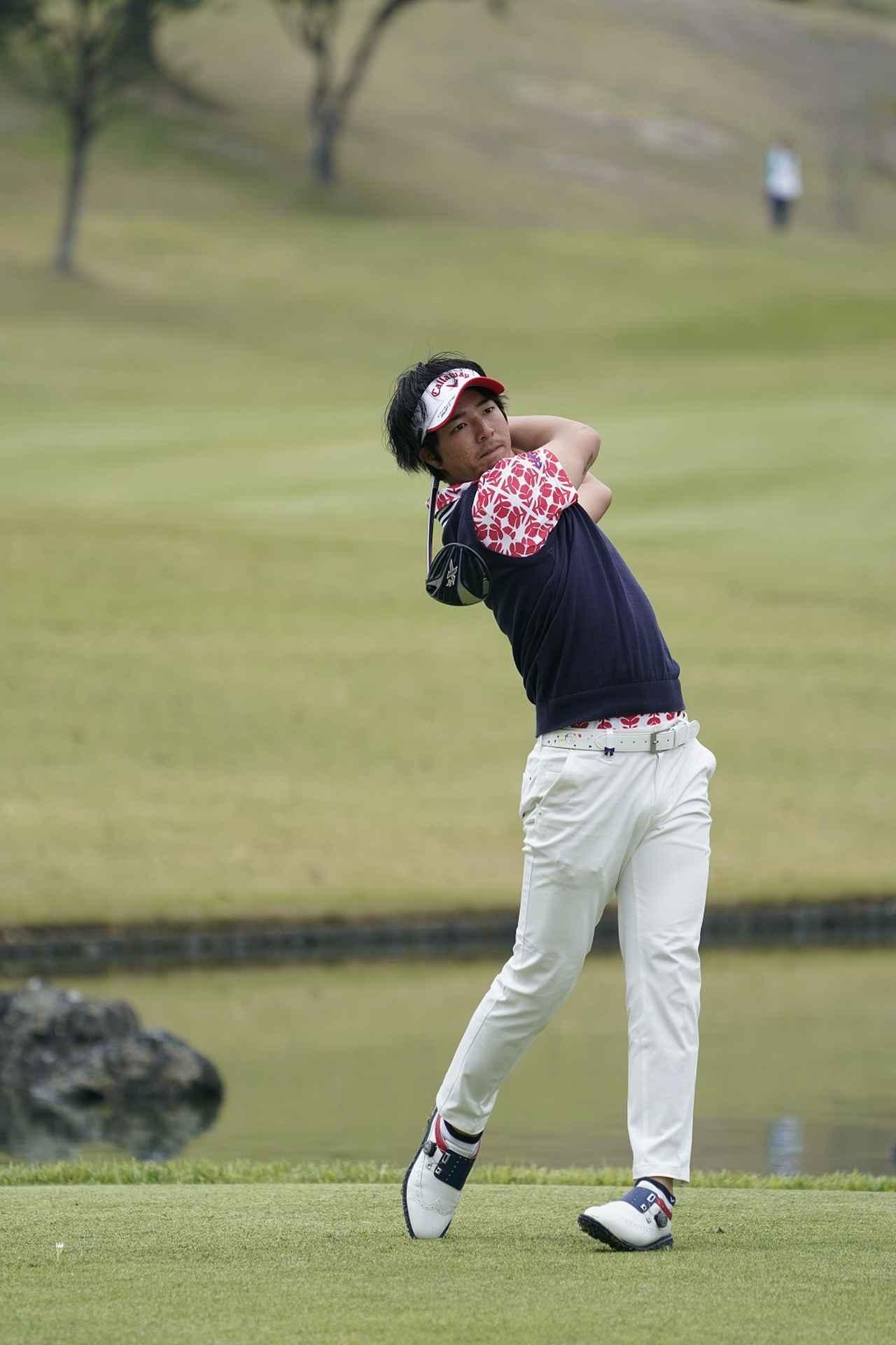 Images : 17番目の画像 - 石川遼ドライバー前方連続写真 - みんなのゴルフダイジェスト