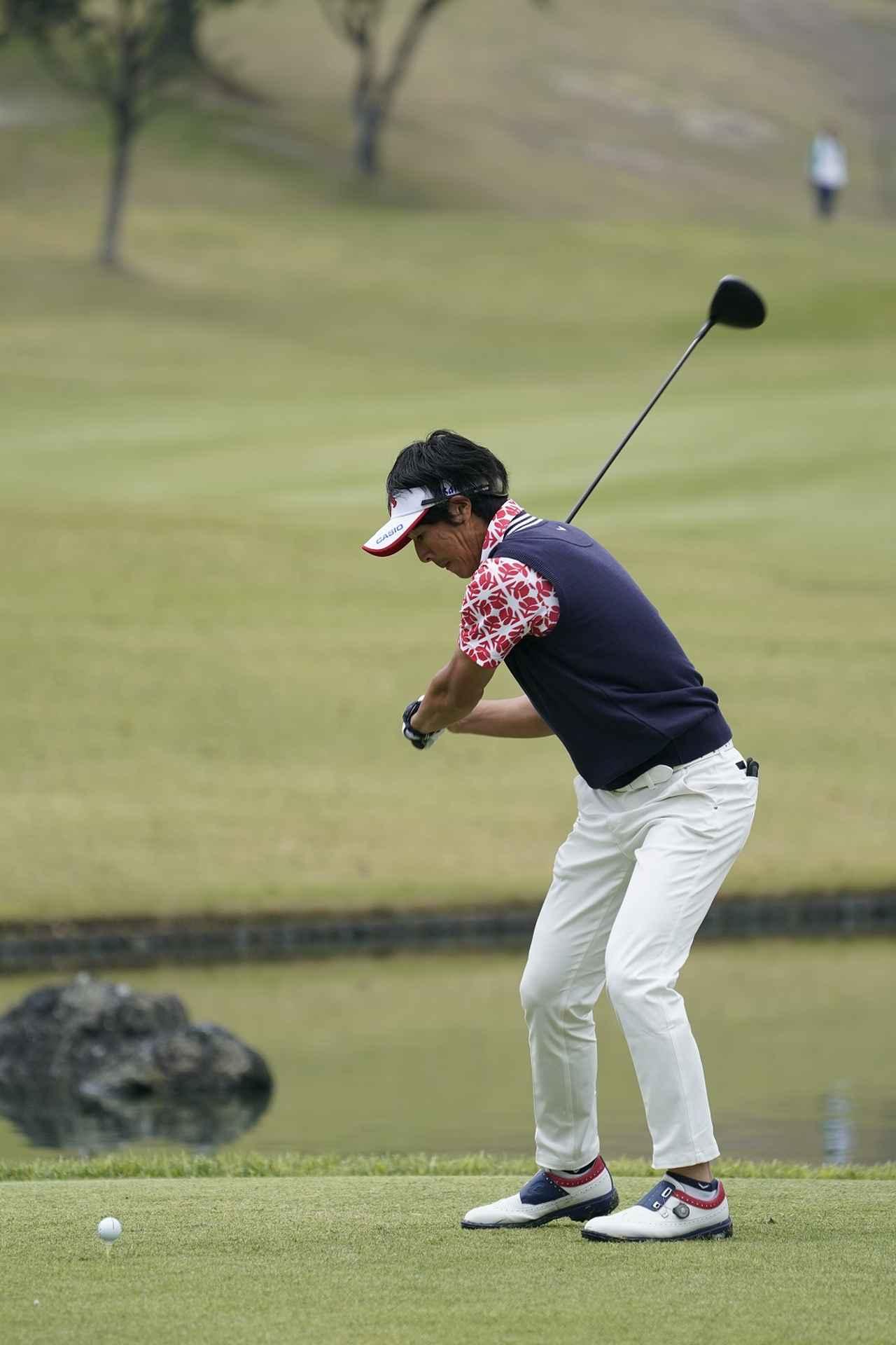 Images : 9番目の画像 - 石川遼ドライバー前方連続写真 - みんなのゴルフダイジェスト