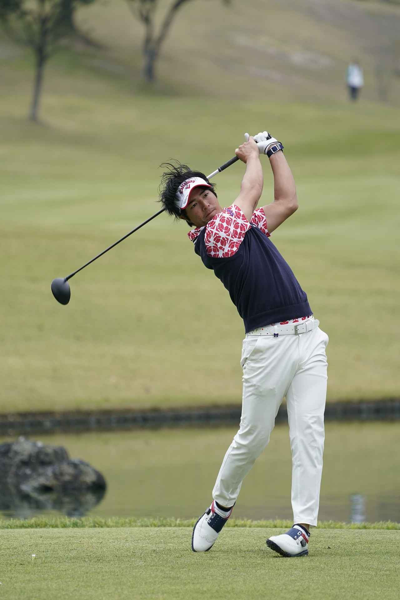 Images : 16番目の画像 - 石川遼ドライバー前方連続写真 - みんなのゴルフダイジェスト