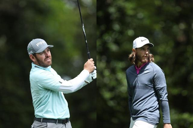 画像: 佐藤信人が一押しするのがトミー・フリートウッド(右)とルイ・ウーストヘイゼン(左)だ(写真/2018年のマスターズトーナメント)