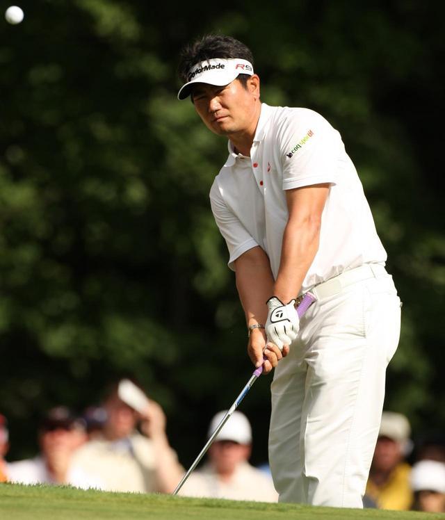 画像: 2009年に全米プロゴルフ選手権(写真)を制し、アジア人初のメジャーチャンピオンとなった