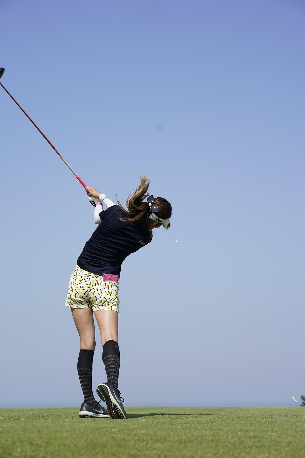Images : 12番目の画像 - 金田久美子ドライバー後方連続写真 - みんなのゴルフダイジェスト