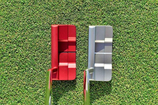 画像: 赤とシルバーが選べる(写真はともにダブルワイドS)