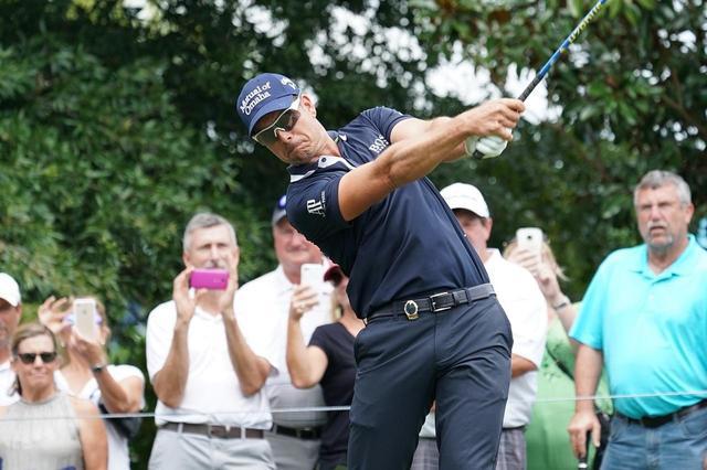 画像: 今季PGAツアーのフェアウェーキープ率・パーオン率ともに1位のヘンリック・ステンソン(写真は2017年の全米プロ 撮影/姉崎正)