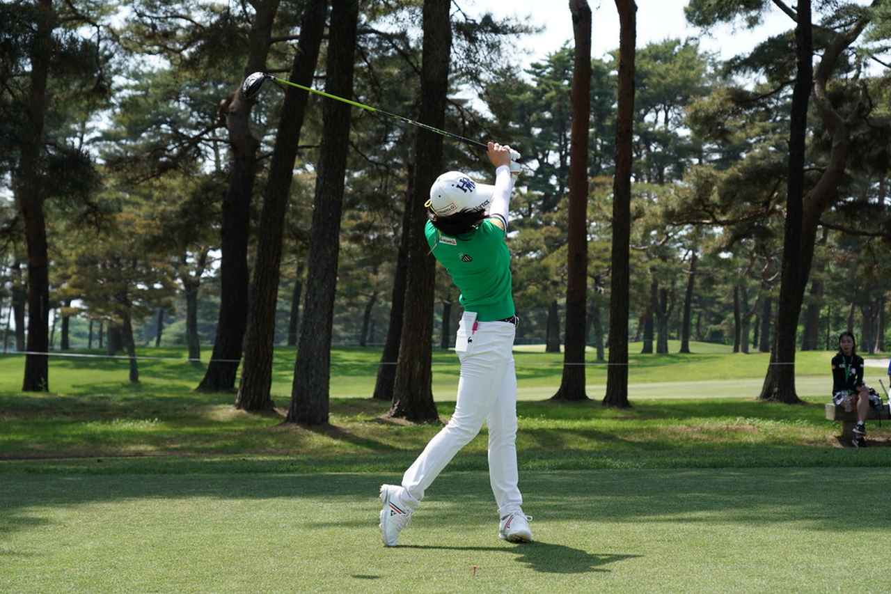 Images : 12番目の画像 - イ・ボミドライバー連続写真 - みんなのゴルフダイジェスト