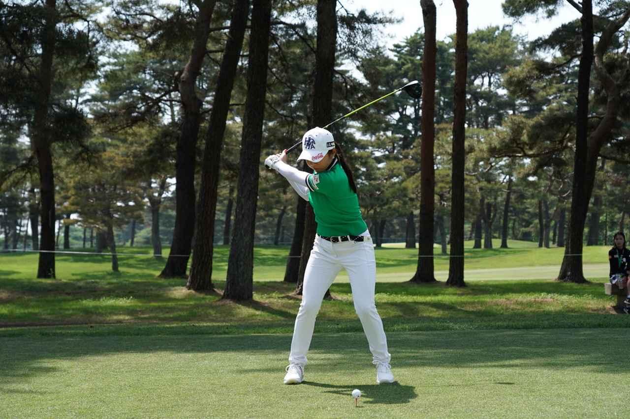 Images : 6番目の画像 - イ・ボミドライバー連続写真 - みんなのゴルフダイジェスト