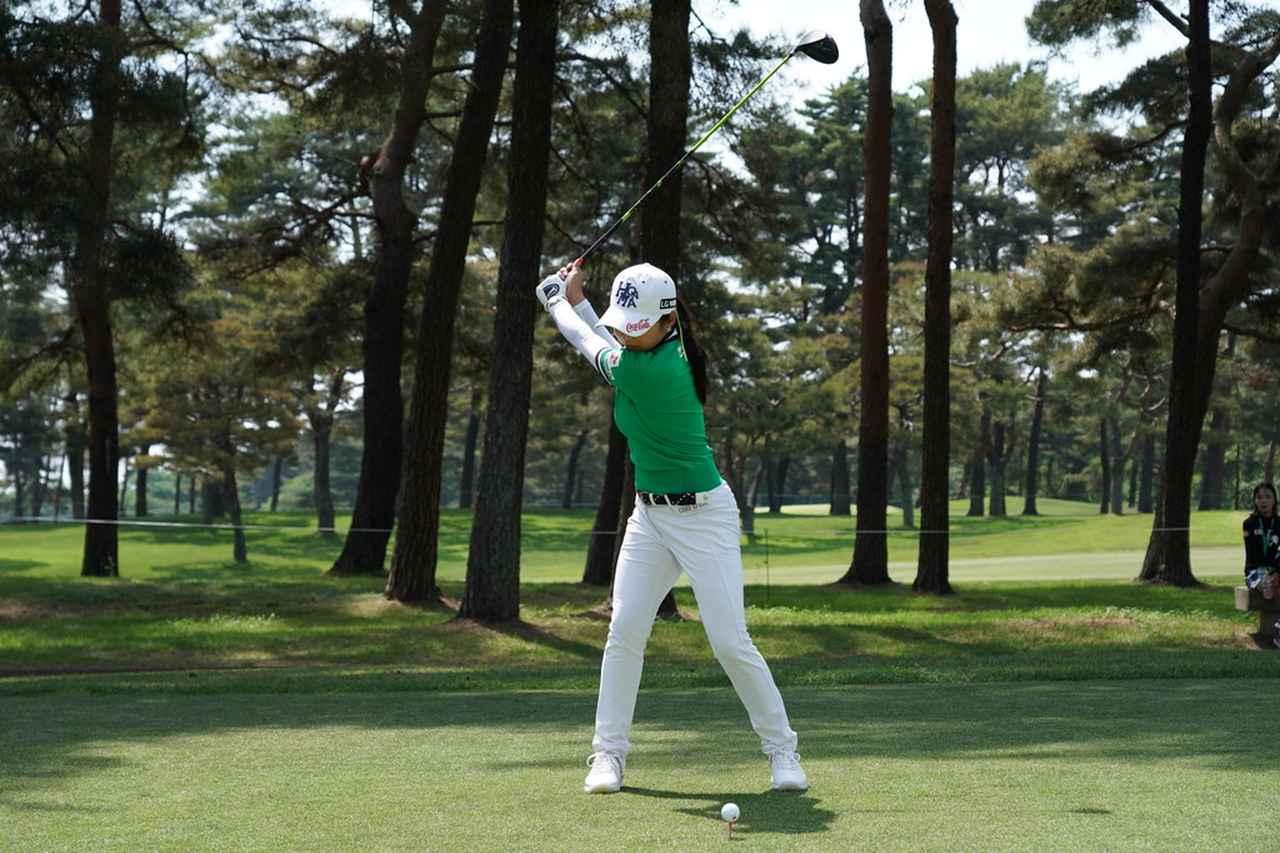 Images : 4番目の画像 - イ・ボミドライバー連続写真 - みんなのゴルフダイジェスト