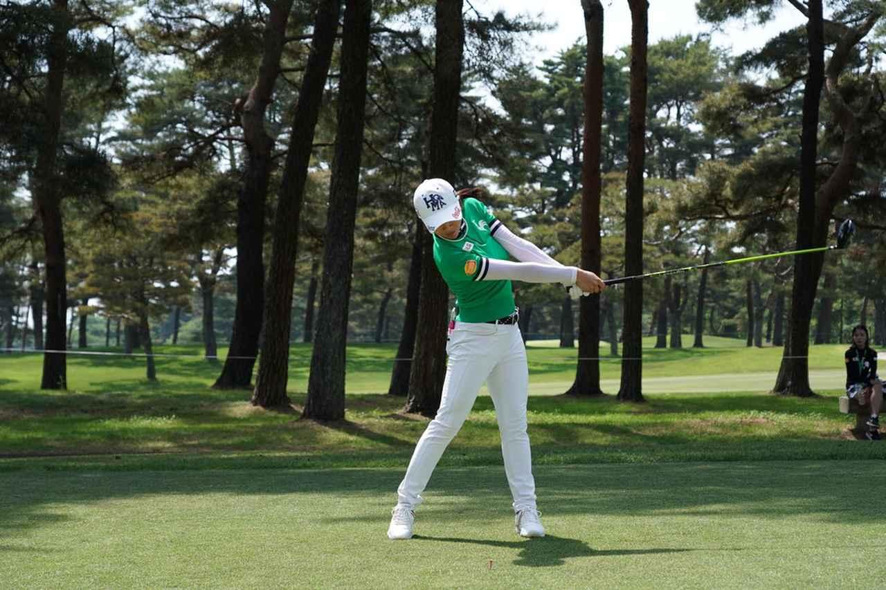 Images : 10番目の画像 - イ・ボミドライバー連続写真 - みんなのゴルフダイジェスト