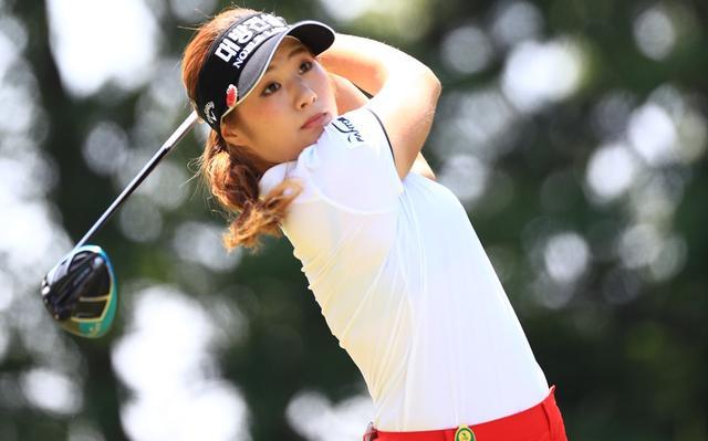 画像: 日本女子ツアー初参戦のイ・ジョンウン6は優勝争いを演じ、3位でフィニッシュした