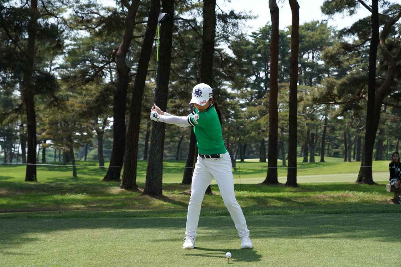 Images : 3番目の画像 - イ・ボミドライバー連続写真 - みんなのゴルフダイジェスト