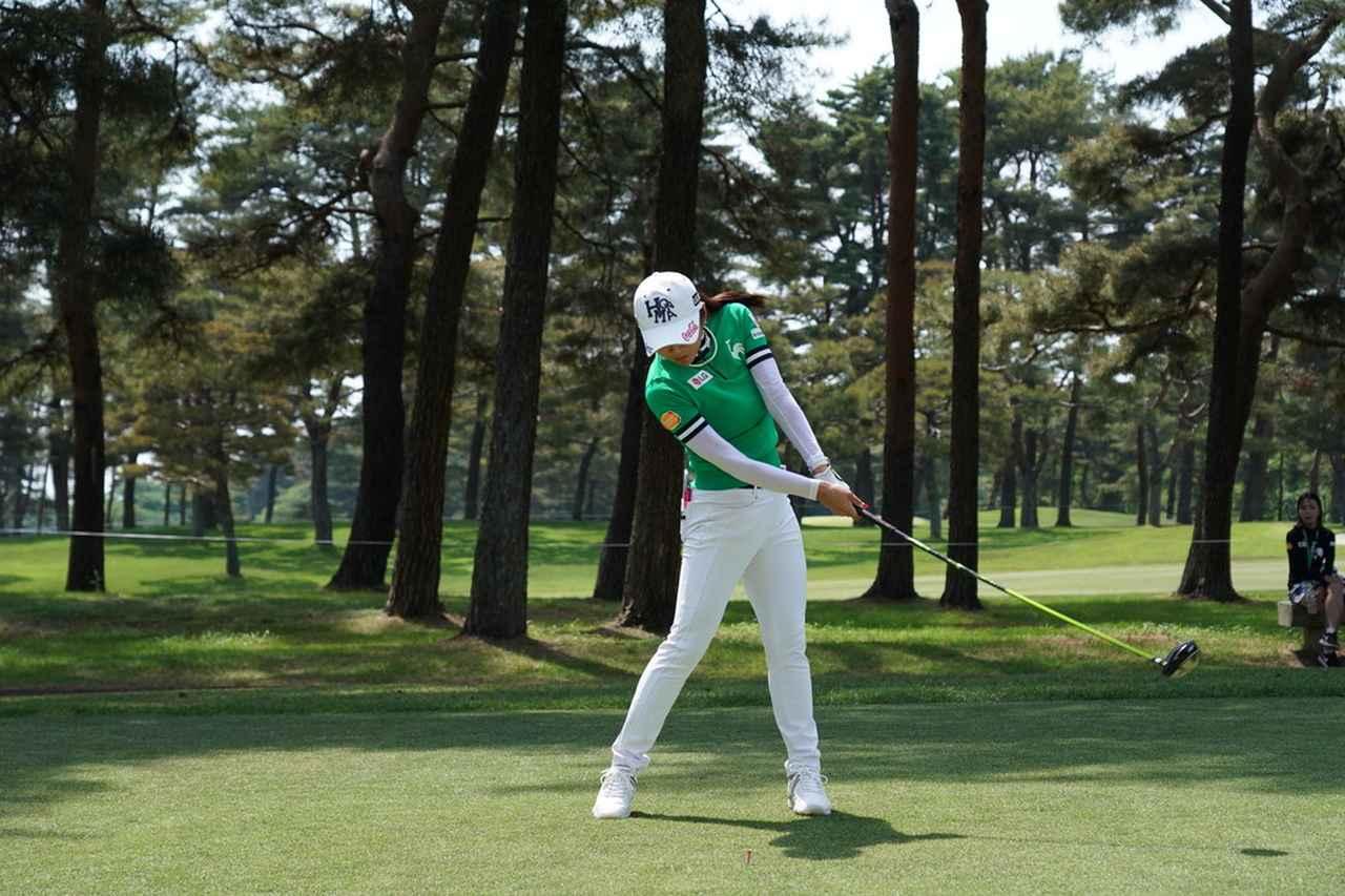 Images : 9番目の画像 - イ・ボミドライバー連続写真 - みんなのゴルフダイジェスト