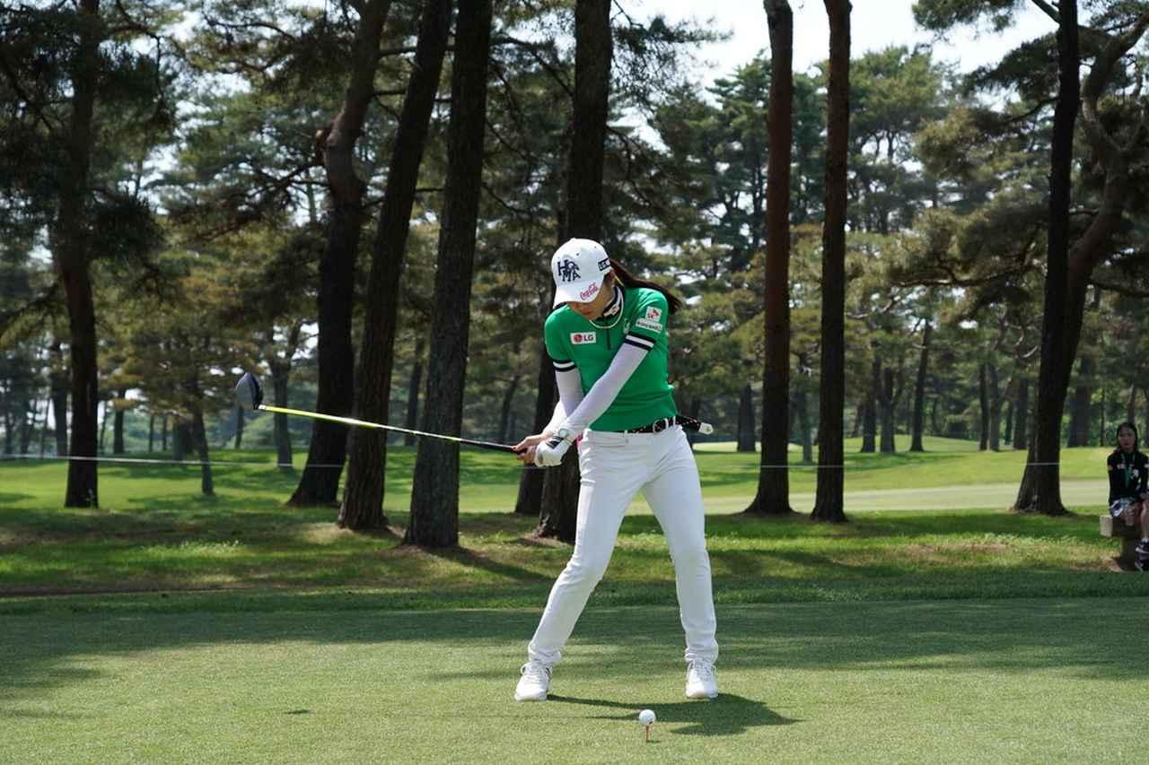 Images : 7番目の画像 - イ・ボミドライバー連続写真 - みんなのゴルフダイジェスト