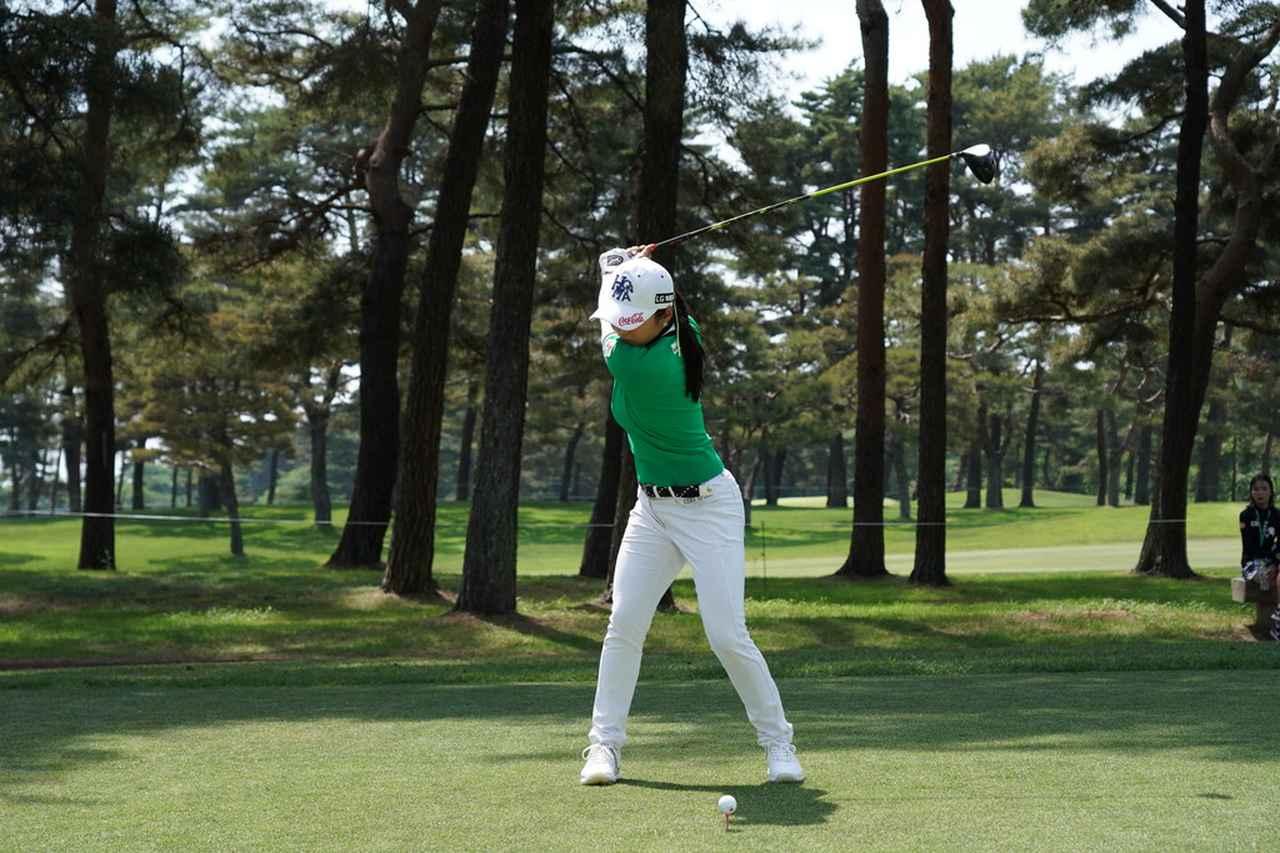 Images : 5番目の画像 - イ・ボミドライバー連続写真 - みんなのゴルフダイジェスト