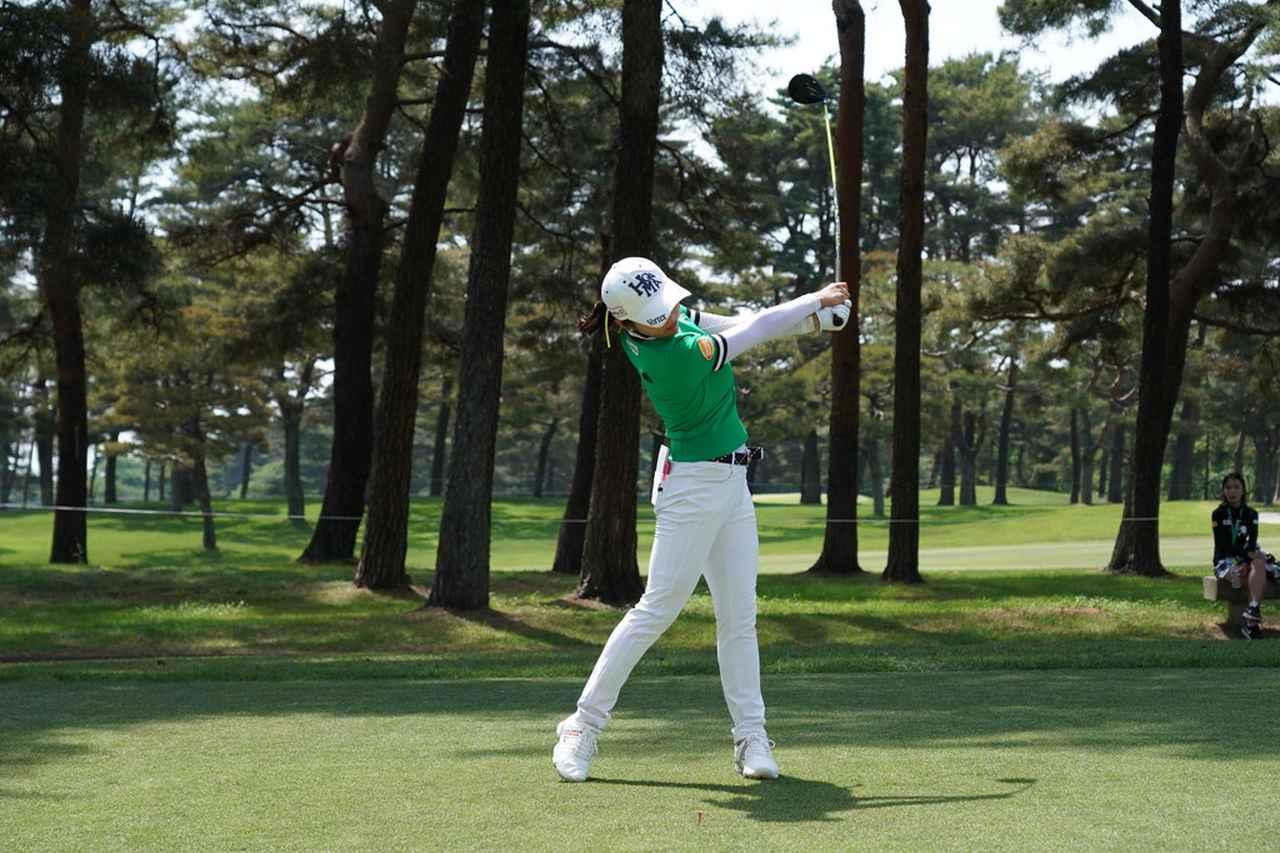 Images : 11番目の画像 - イ・ボミドライバー連続写真 - みんなのゴルフダイジェスト