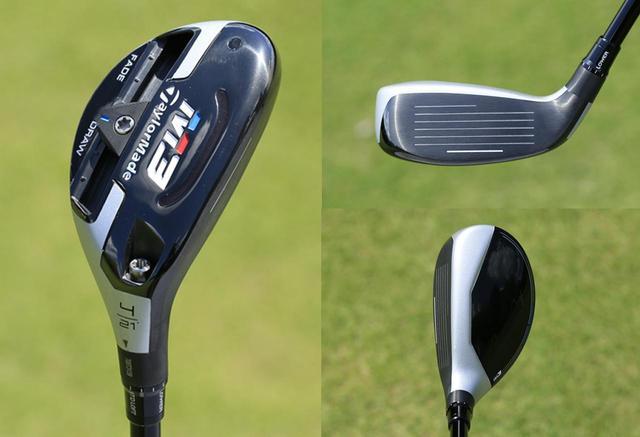 画像: 「M3」は「M4」よりもコンパクトな顔をしている。球を操作しやすいデザインになっている