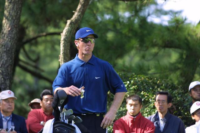 画像: デュバルの登場が、ゴルフにおけるサングラスの認知度を上げた(写真は2001年のダンロップフェニックス 撮影/南條善則)