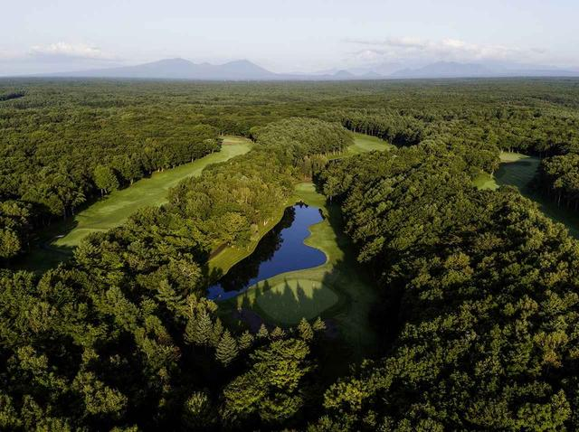 画像: 北海道のスケールの大きい自然の中でプレーするゴルフは格別に違いない(写真はニドム クラシックコース)