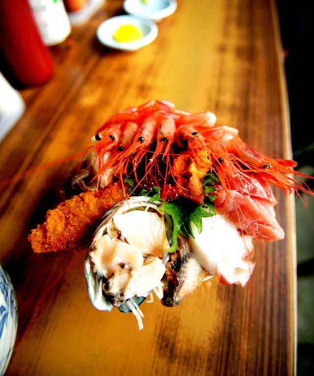画像: 北海道といえば海の幸。飽きるまで食べつくそう!