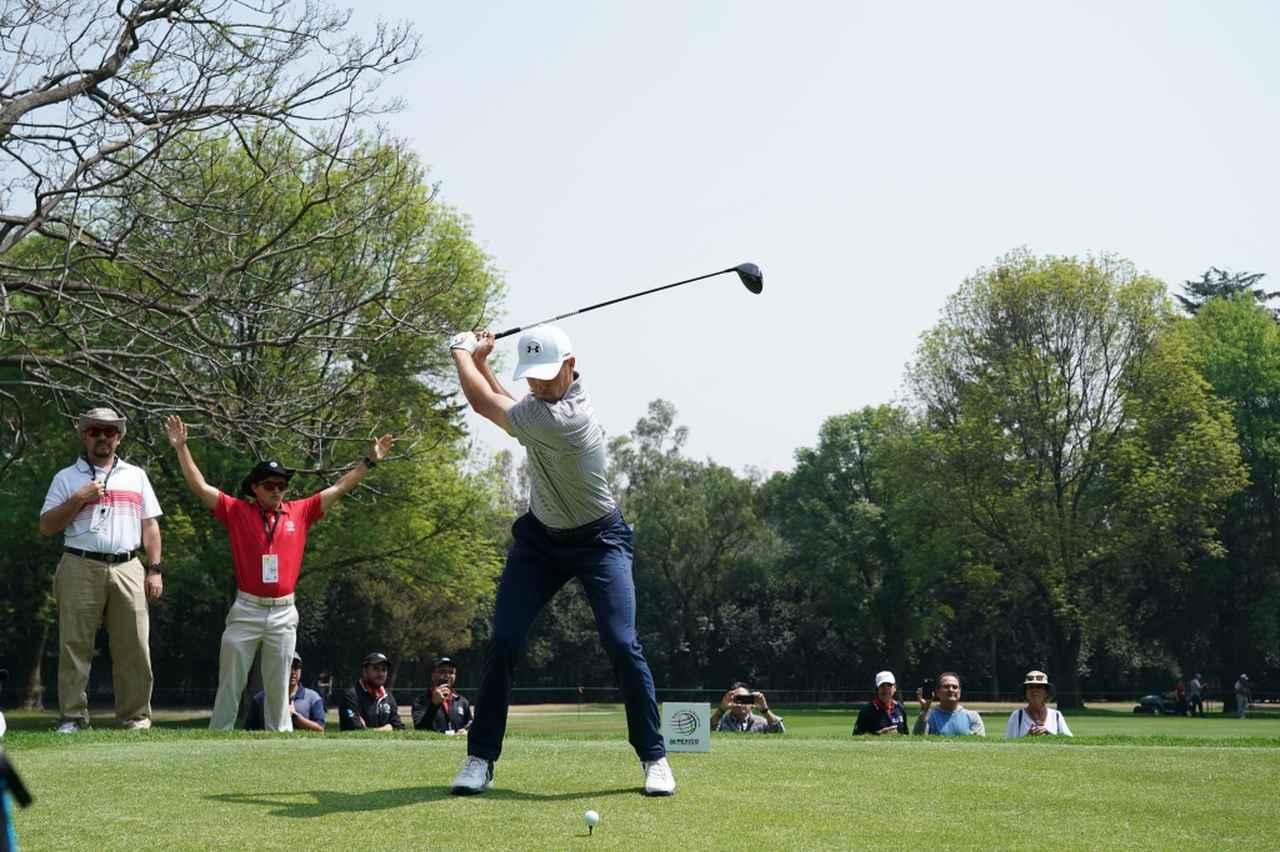 Images : 10番目の画像 - ジョーダン・スピースのドライバー連続写真 - みんなのゴルフダイジェスト