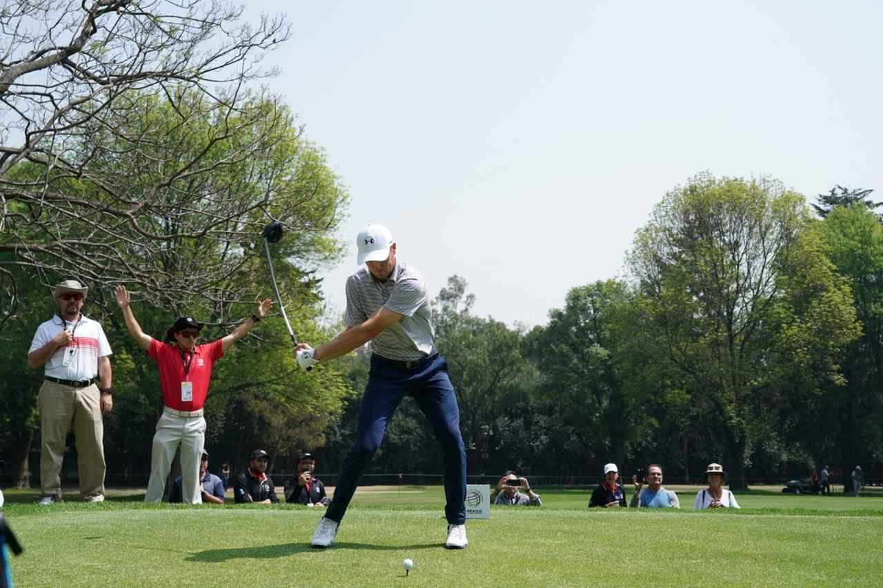 Images : 12番目の画像 - ジョーダン・スピースのドライバー連続写真 - みんなのゴルフダイジェスト