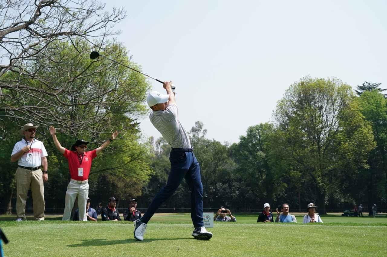 Images : 16番目の画像 - ジョーダン・スピースのドライバー連続写真 - みんなのゴルフダイジェスト
