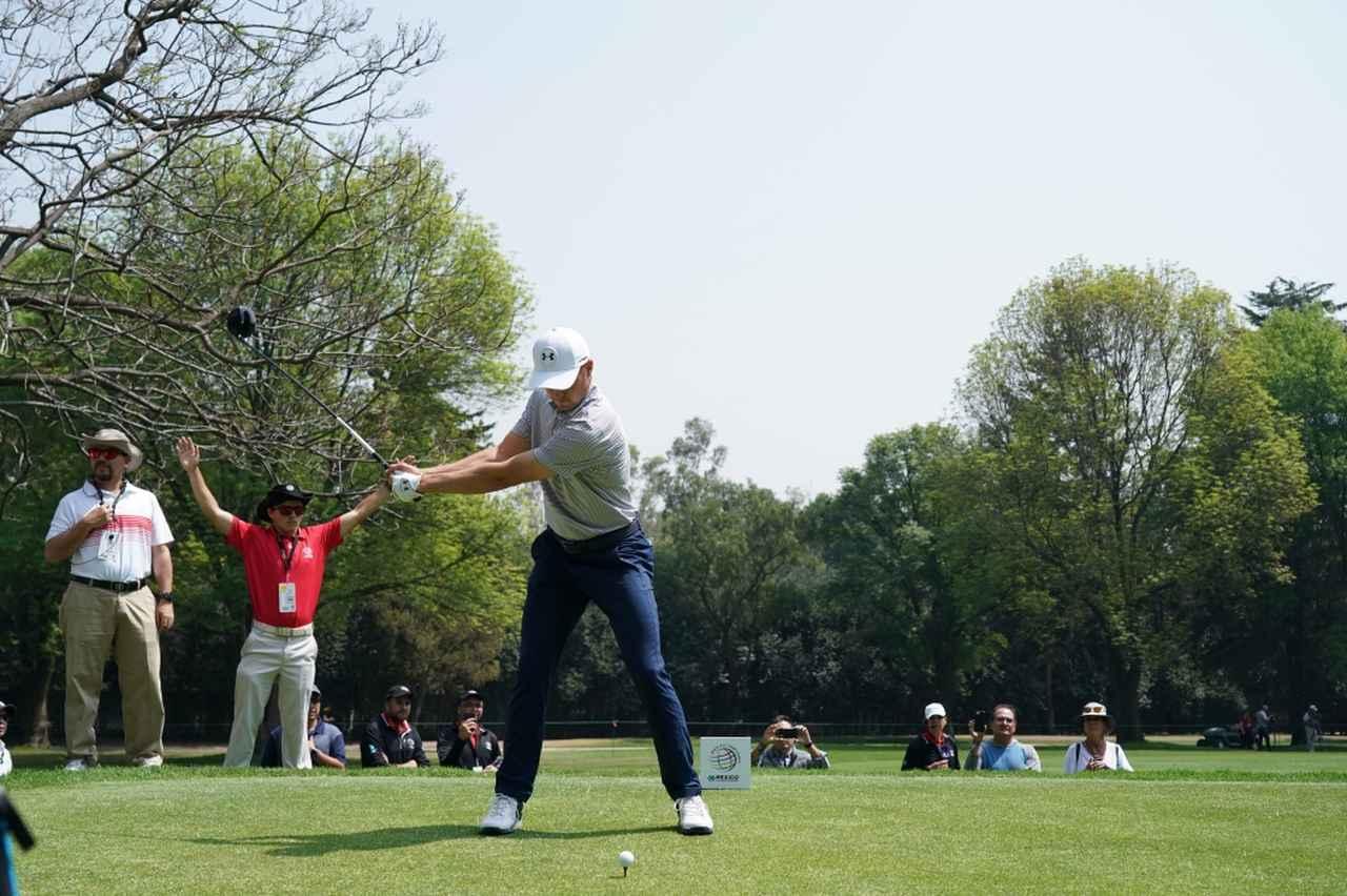 Images : 4番目の画像 - ジョーダン・スピースのドライバー連続写真 - みんなのゴルフダイジェスト